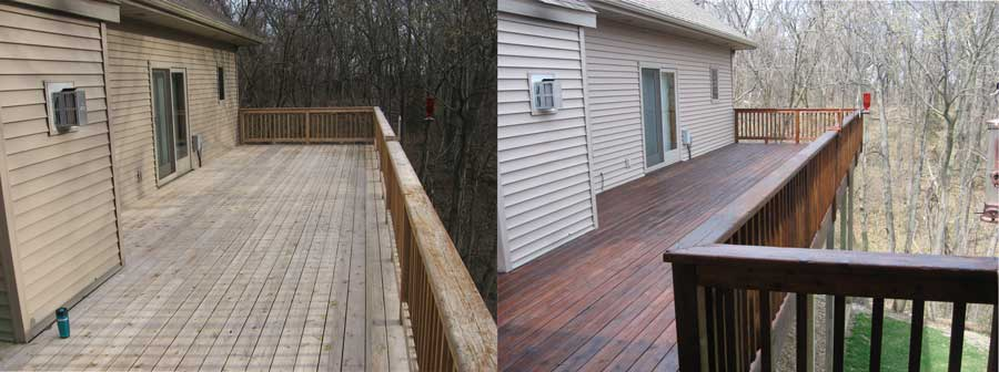 Deck-project