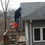 Iowa City gutter cleaning